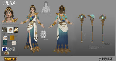Hera, Queen of the Gods, Makes Her Royal Entrance to Smite