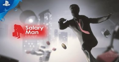 Salary Man Escape - Regular Mode Launch Trailer | PS4, PS VR
