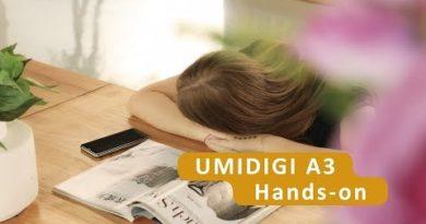 Hands-On UMIDIGI A3 & Giveaway!