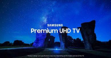 Samsung Premium UHD TV : 2018 NU8000 4K UHD HDR TV