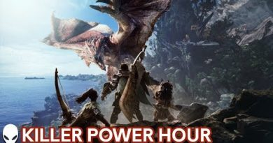 [LIVE] Alienware | Killer Networking- Monster Hunter: World | Streaming and Gameplay