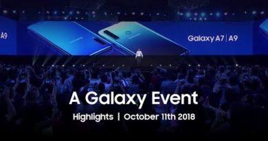 Galaxy A Event: Highlights