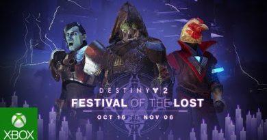 Destiny 2 – Festival of the Lost Trailer