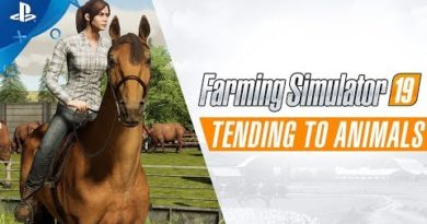 Farming Simulator 19 - Tending to Animals | PS4