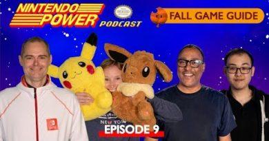Fall Game Guide 2018 – Nintendo Power Podcast