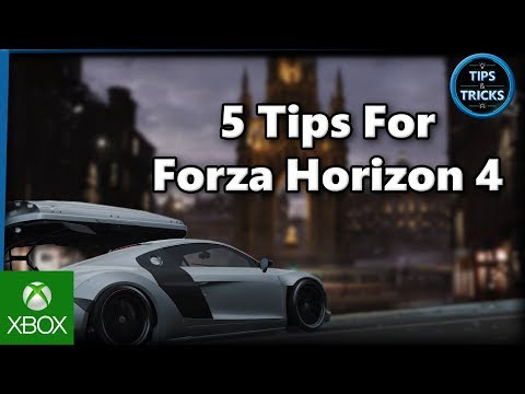 Tips and Tricks - 5 Tips for Forza Horizon 4