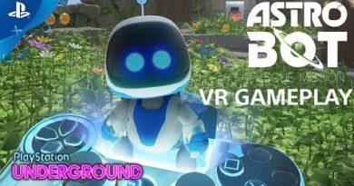 ASTRO BOT Rescue Mission - Gameplay Demo | PlayStation Underground