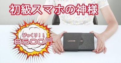 UMIDIGI A3 Entry-level Beast  初級スマホの神様 びっくり!!  8500円