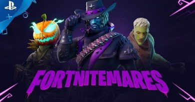 Fortnite - Fortnitemares 2018 Trailer | PS4