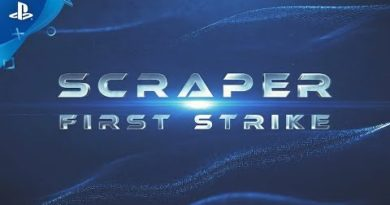 Scraper: First Strike - In-game Beta Combat Footage | PS VR