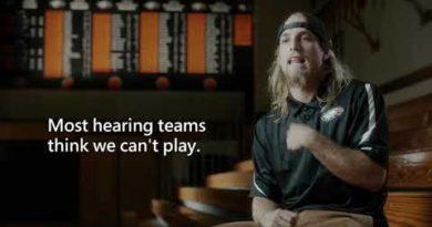 Football, Teamwork and Microsoft Surface: California School for the Deaf