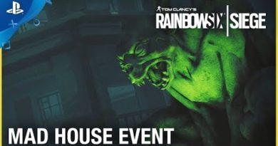 Rainbow Six Siege - Mad House Event | PS4