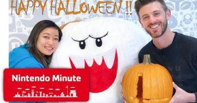 Last Minute Nintendo Halloween Ideas - Nintendo Minute