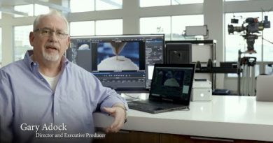 ASUS ProArt Series Monitor - Testimonial Video: Gary Adock