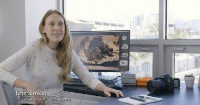 ASUS ProArt Series Monitor - Testimonial Video: Erin Simkin