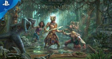 The Elder Scrolls Online: Murkmire - Official Trailer | PS4