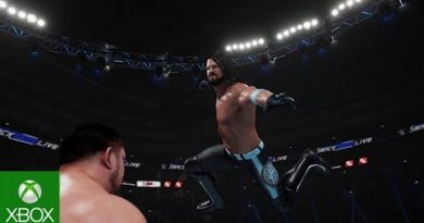 "WWE 2K19 ""Never Say Never"" Trailer"
