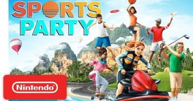 Sports Party - Launch Trailer - Nintendo Switch