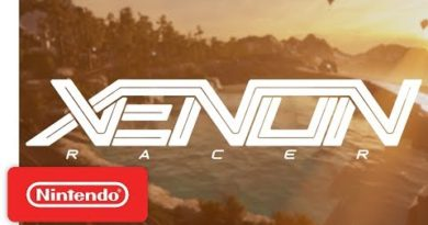 Xenon Racer - Announcement Trailer - Nintendo Switch