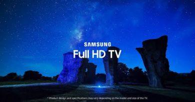Samsung FHD TV : 2018 N5000 FHD TV