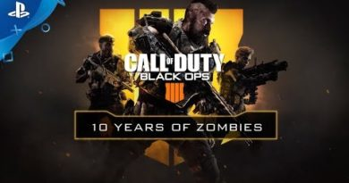 Call of Duty: Black Ops 4 - 10 Years of Zombies   PS4