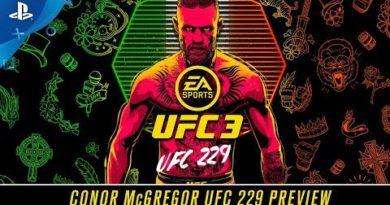 EA Sports UFC 3 - Conor McGregor UFC 229 Preview | PS4