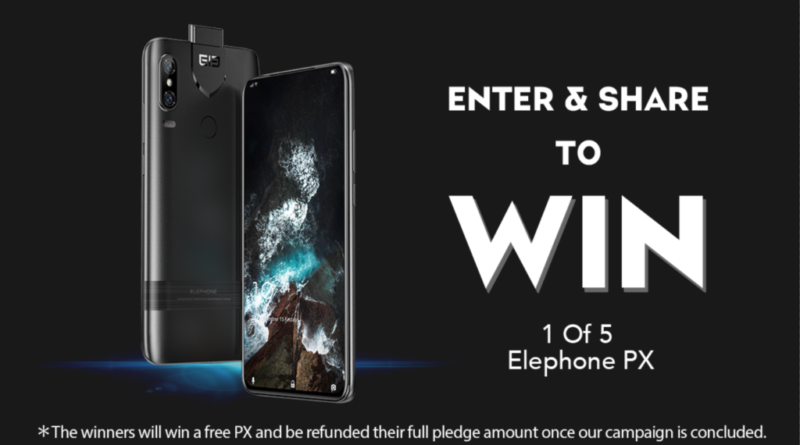 Win an Elephone PX