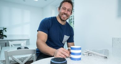 Have Jonny Wilkinson in your living room with the new 'Wear the Rose with O2' Skill for Alexa