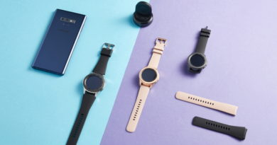 [Hands On] Stay Stylish, Informed and Connected with Samsung's Galaxy Watch