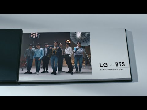 LGXBTS: The Five Camera Story of the LG V40 ThinQ