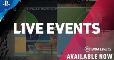 NBA Live 19 – Livestrikes, Creator Challenges, and Court Canvas Trailer | PS4