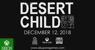 Desert Child - Xbox One Launch Date Announcement Trailer