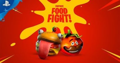 Fortnite - Food Fight   PS4