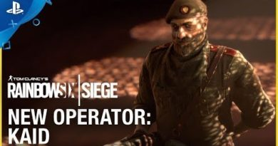 Rainbow Six Siege- Operation Wind Bastion: Kaid | PS4