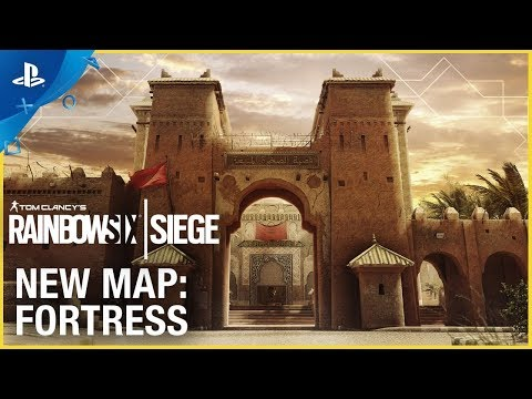Rainbow Six Siege - Operation Wind Bastion: Fortress | PS4