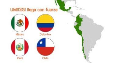 UMIDIGI llega con fuerza Linio|UMIDIGI officially enters into Linio Mexico, Columbia, Chile & Peru