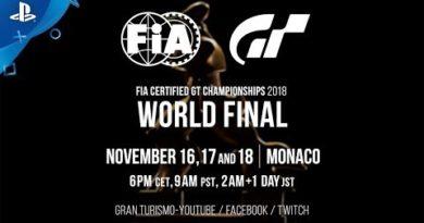 Gran Turismo - Watch the FIA GT World Finals   PS4