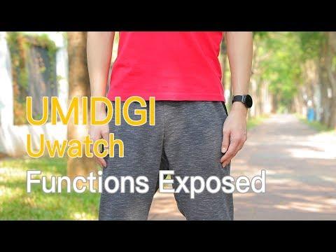 UMIDIGI Uwatch Functions Exposed!