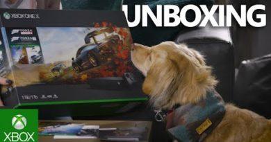 Unboxing Xbox One X Forza Horizon 4 Bundle (Dog Not Included)