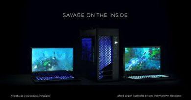 Lenovo Legion – Embrace Your Inner Savage