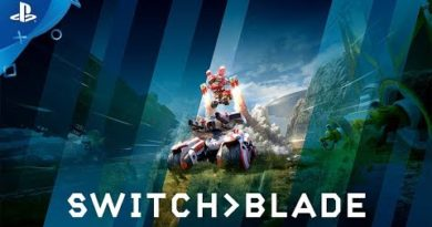 Switchblade - Game Packs Trailer | PS4