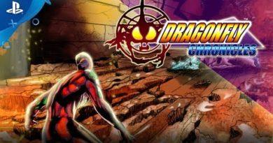 Dragonfly Chronicles - Trailer | PS Vita