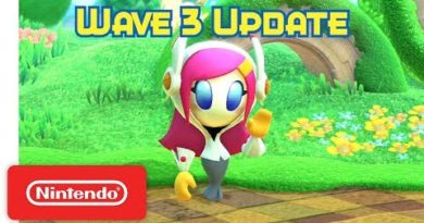 Kirby Star Allies: Wave 3 Update - Susie Suits Up!