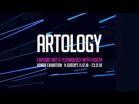 Artology: Explore Art & Technology with Youth – Trailer 1