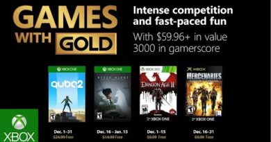 Xbox - December 2018 Games with Gold