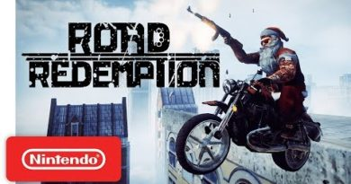 Road Redemption - Launch Trailer - Nintendo Switch