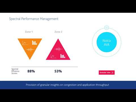 Spectral Performance Management powered by Nokia AVA