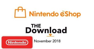 The Download - November 2018