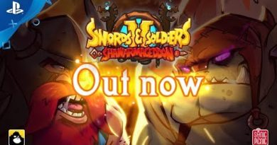 Swords and Soldiers 2 Shawarmageddon - Release Trailer | PS4