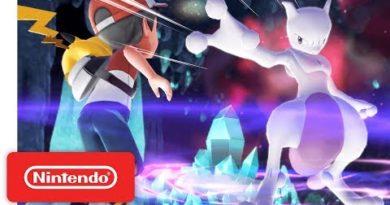 Adventure awaits in Pokémon: Let's Go, Pikachu! & Pokémon: Let's Go, Eevee! - Nintendo Switch